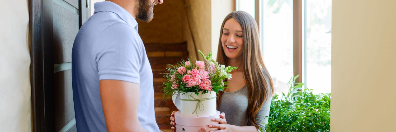 Consegna domicilio fiori